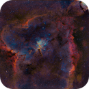 IC 1805 BiColor,                                Michael Wolter