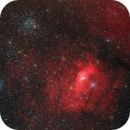Bubble Nebula (NGC7635),                                Wilson Yam