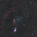 Orion,                                Michael Finan