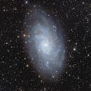 M33 - Triangulum Galaxy,                                tbcgeorge