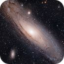 M31 Up Close and Personal,                                mlewis