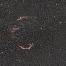 Veil Nebula @ 135mm,                                Jan Schubert