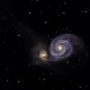 M51 Whirlpool-Galaxy,                                Joachim