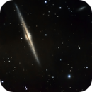 NGC 4565, The Needle Galaxy,                                Mark L Mitchell