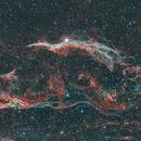 NGC 6960 West Veil Nebula,                                Claudio Nunez