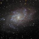 M33 - Triangulum Galaxy,                                ggim