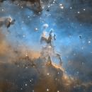 The Pillars of Creation (Newtonian Version),                                Alex Roberts