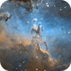 The Pillars of Creation (Newtonian Version),                                Alex Roberts
