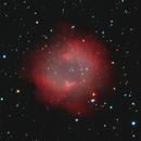 Abell 24 Planetary Nebula,                                Jerry Macon