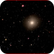 M89   Elliptical Galaxy,                                AlBroxton