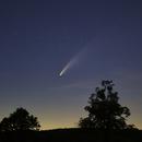 Comet C/2020 F3 (Neowise),                                Herwig Peresson