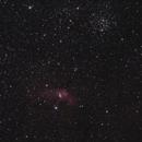 Bubble Nebula Widefield,                                Keith Hanssen