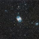 Dumbbell Nebula M27,                                Frigeri Massimiliano