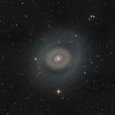 A steady M94 after an unsteady winter,                                KuriousGeorge