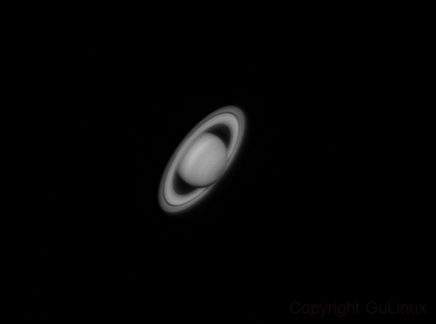 Early Saturn,                                Marco Gulino