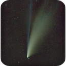 Comet C/2020 F3 (NEOWISE), Canon EOS 6D Mk2, 20200718,                                Geert Vandenbulcke