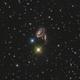 Arp 273 / UGC 1810 and UGC 1813: The Rose Galaxy,                                Chris Sullivan