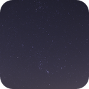 My very first shot - Orion, Pleiades, Taurus,                                Anthony Henrique