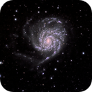 M101 LRGB,                                Jim O