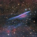 NGC2736 Pencil Nebula - DSW Processing Contest -,                                Mathieu Guinot