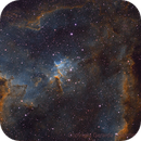 IC 1805, Mel 15, SH2-190,                                Jerry@Caselle