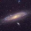 Andromeda between the clouds,                                Boutros el Naqqash
