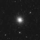 Messier 13 with APO 130 & ZWO1600MMcool,                                Daniel.P