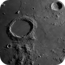 Cratère Archimede & Autolycus,                                Georges