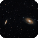M81 and M82,                                Mirko M