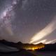 Voie Lactée - 05/07/2014 - Saint Barthélemy,                                BLANCHARD Jordan