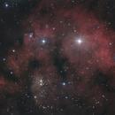 NGC 7822 HaLRGB,                                lucky_s