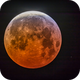 Total lunar eclipse (05:47am end of totality . 21.01.19),                                simon harding