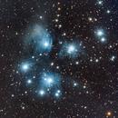Pleiades / Seven Sisters / M45 / スバル,                                Ashley Feniello