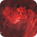 IC405, Flaming star nebula,                                Roy Hagen