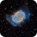 The Dumbbell Nebula (M27),                                Carl Crum