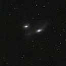 NGC4435 NGC4438 The Eyes Galaxies,                                Jaysastrobin