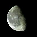 Waning Gibbous Moon,                                José Miranda