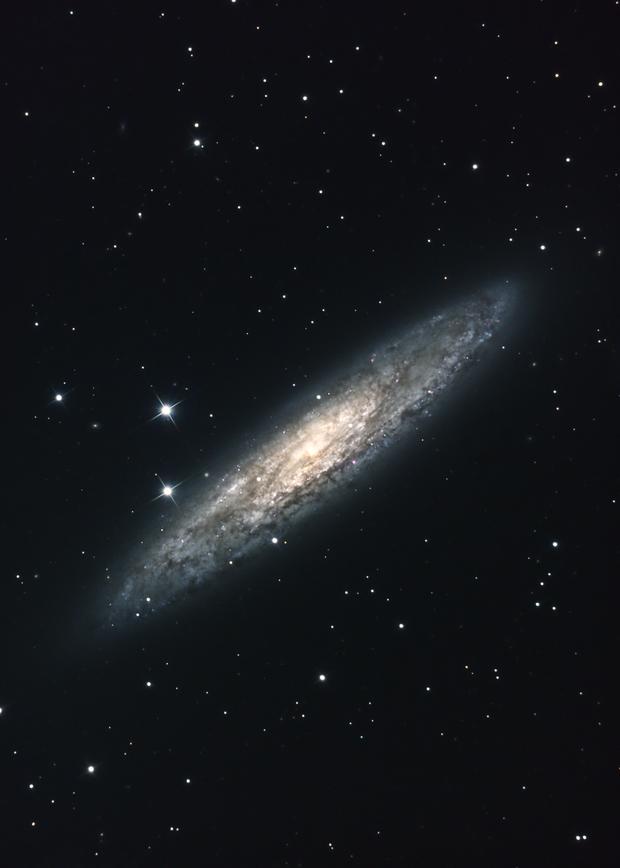 NGC 253 Silver Coin Galaxy,                                Tom Taig / Bob Taig