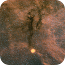 Cacoon Nebula Deep and Wide,                                hbastro
