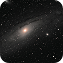 M31 Galaxie Andromède,                                Maxou034