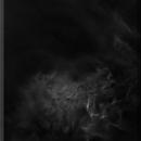 Starless Flaming star nebula,                                Ivana