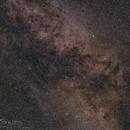 Star Clusters in Vulpecula,                                Niko Geisriegler