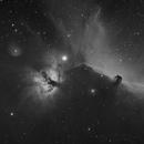 B33 - Horsehead Nebula (Ha),                                Marco Failli