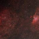 M 16 y NGC 6604,                                J_Pelaez_aab