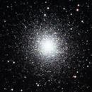 M13 - Hercules Globular Cluster,                                Yannick Akar