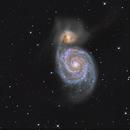 M51 CVn,                                GJL