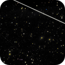 ISS marking out Markarian's chain,                                Tom Gray
