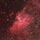 M16 - Eagle Nebula,                                Mike Kline