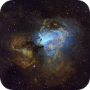 M17 - Swan Nebula,                                Janco