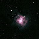 NGC7023: The Iris Nebula (HOO) (2019),                                Daniel Tackley